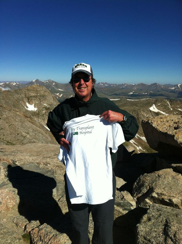 Top of Mt Evans 6-21-12