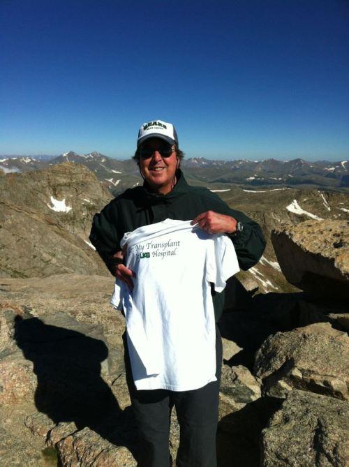 Top of Mt Evans 6-21-12